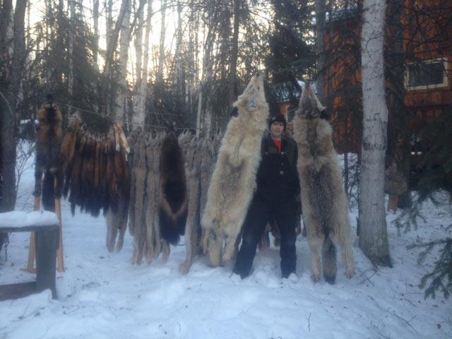 Alaska Fur Line