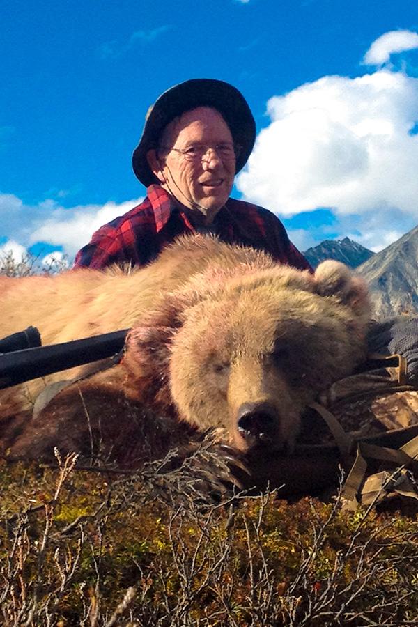 Bear Hunting.